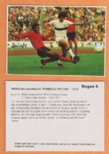 Italy v Haiti 1974 World Cup (Black) (17) (B) Anastasi
